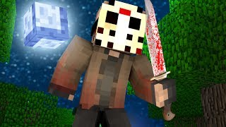 Minecraft Friday The 13th - JASON IS GOING TO KILL US! (Minecraft Roleplay)