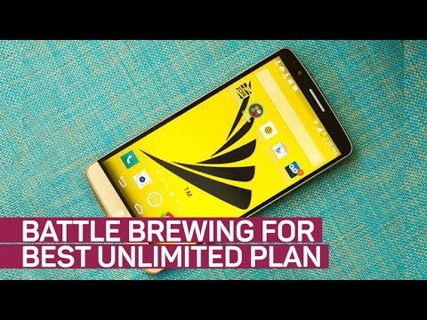 Sprint steps up unlimited plan against Verizon, T-Mobile