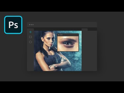 Multi-zoom Preview in Photoshop | 2 Minute Tutorial