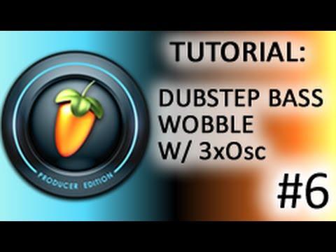 How to make dubstep in FL studio using 3xOsc #6