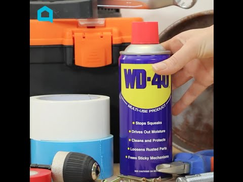 Here Are 5 Surprising Ways to Use WD-40