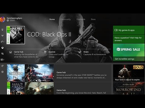 How To Install Black Ops 2 on XBOX ONE!
