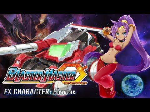 Blaster Master Zero: Get free Shantae DLC character