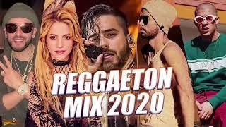 Reggaeton Mix 2020 - Estrenos Reggaeton 2020 Lo Mas Nuevo Top 20 Canciones Ozuna, Maluma, Bad Bunny