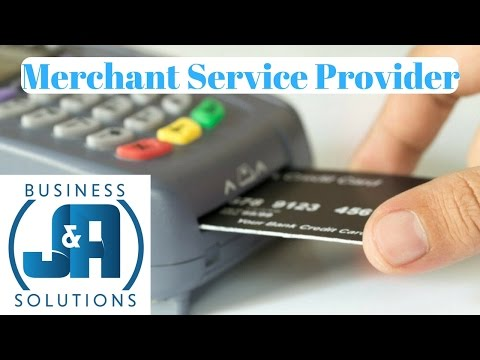 J & A Business Solutions A Merchant Service Provider