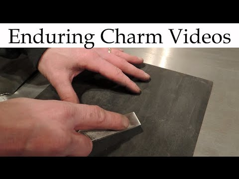 Sharpen Your Chisels The Easy Way