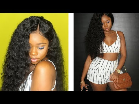 CAME THROUGH DRIPPIN' ||3-In-1 GRWM : AFFORDABLE MakeUp, Hair, And BOMB Outfit  | WoWEbony