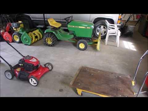Craftsman Mower, A Surprise Repair