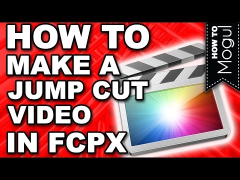 How to make a jump cut video for a music video