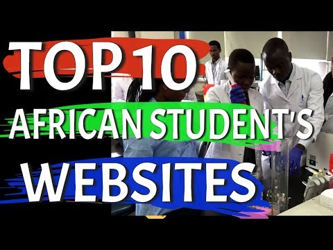 Top 10 Scholarship Websites for African Students