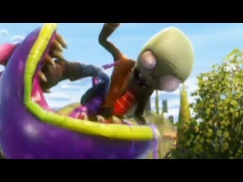 Plants vs. Zombies: Garden Warfare - The Chomper