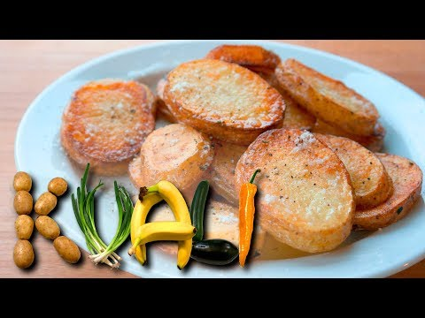 Pan Fried Potatoes - Cottage Potatoes