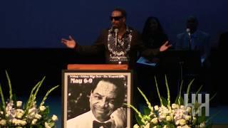 John Witherspoon's Funeral Shawn Wayans' Hilarious Speech @iamjayj