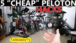 5 DIY PELOTON Bike HACK options [Pros and Cons]