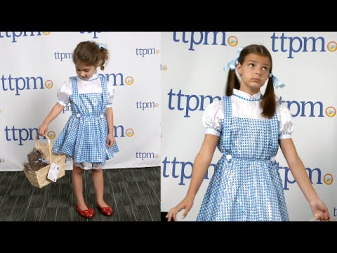 The Wizard of Oz Dorothy Child Costumes from Rubie's Costume Co.