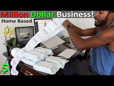 Million Dollar E-Commerce Online Business: Behind The Scenes Look!