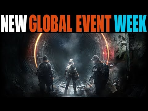 THE DIVISION | PATCH 1.8.1 PTS, NEW GLOBAL EVENT WEEK & MORE! (STATE OF THE GAME HIGHLIGHTS)