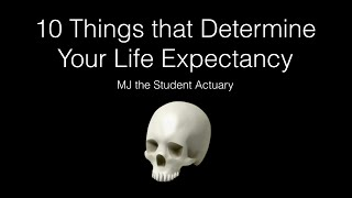 Download 10 Things that Determine Your Life Expectancy Video
