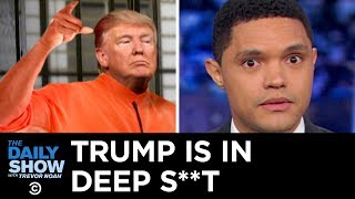 Mo' Mueller, Mo' Problems: Trump Implicated in Multiple Felonies | The Daily Show