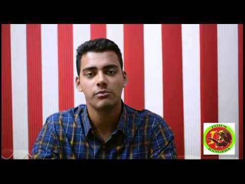 Indus Rangers - NDA topper interview Saurabh AlR 10