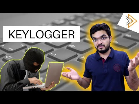 Keylogger Explained | Spying Program that can steal your PASSWORD or DATA.