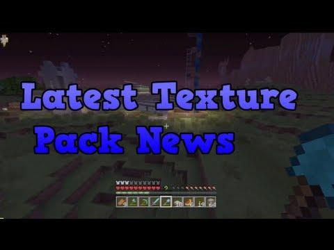 Minecraft Xbox 360 - TEXTURE PACKS WITH TU12, Minecon 2013