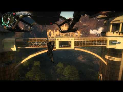 Just Cause 2 Let's Play Part 5