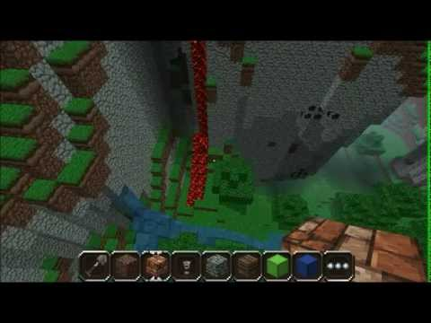 Seed Showcase: Nyan - Minecraft Pocket Edition