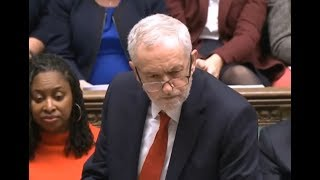 May vs Corbyn at Prime Minister