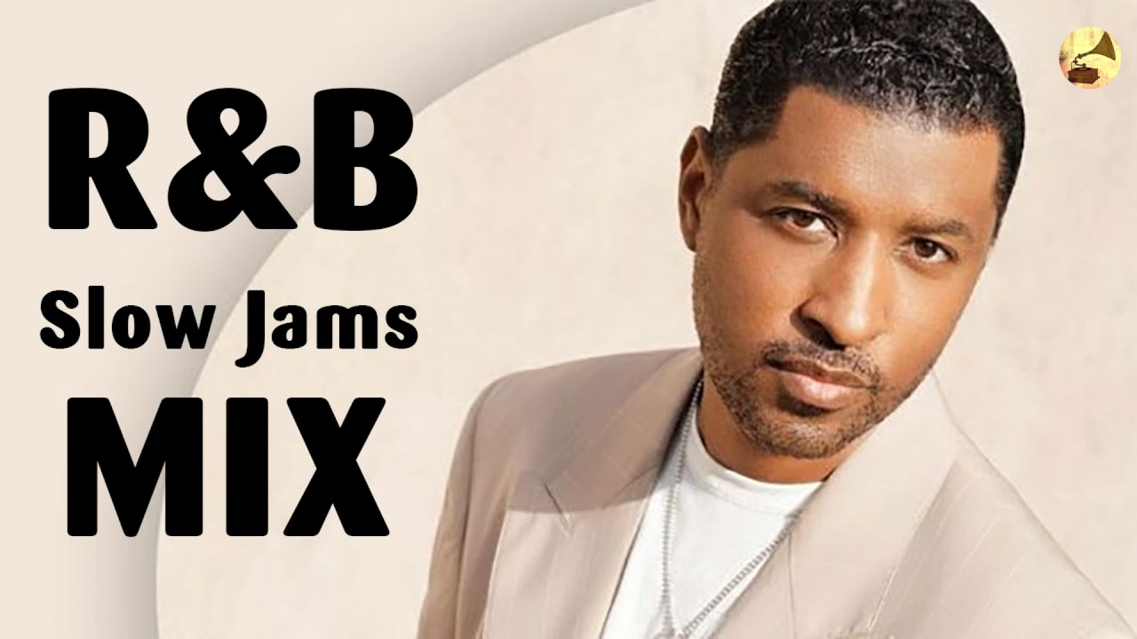 80's & 90's  R&B Slow Jams Hits (1987-1997) - Babyface, 3T , Whitney Houston, After 7, Bobby Brown