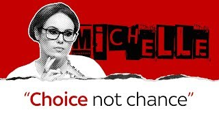 Michelle Dewberry on violent crime as a choice