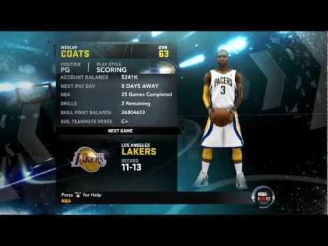 NBA 2k12 MyPlayer Mod Hack 99 Overall Xbox 360