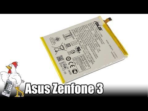 Guía del Asus Zenfone 3: Cambiar batería