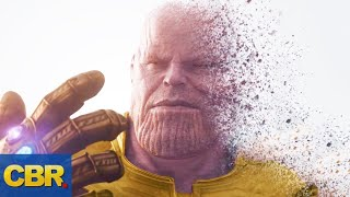 Thanos May Have Snapped Himself (Avengers Endgame Theory)