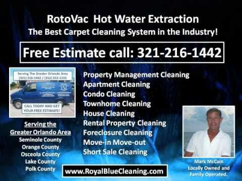 Rug Doctor vs Professional Carpet Cleaning 321-216-1442 Orlando