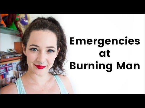 Dealing with Emergencies at Burning Man
