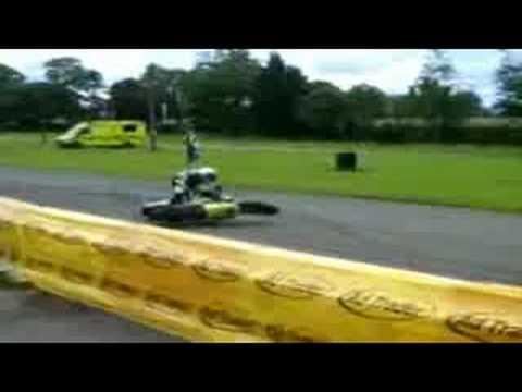 Kevin Carmichael Motorbike Stunt Display pt1