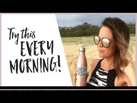 POWERFUL 4 STEP LAW OF ATTRACTION MORNING ROUTINE THAT WILL CHANGE YOUR LIFE