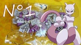 How To Make Lego Pokemon Mewtwo Mega Mewtwo Y And Mega Mewtwo X