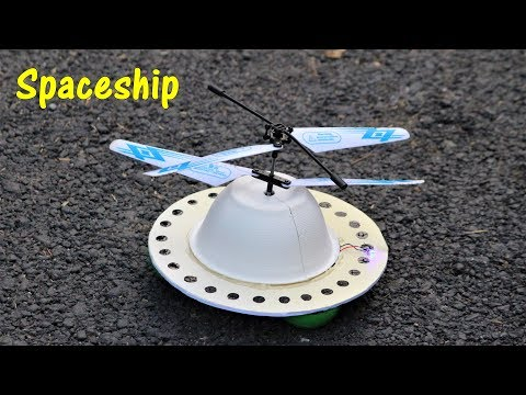 How to make a Spaceship that flies