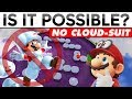 Cloudy Court Galaxy (Secret Star) WITHOUT Cloud Mario | Is It Possible?