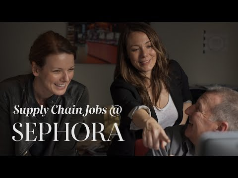 Supply Chain & Inventory Management Jobs at SEPHORA