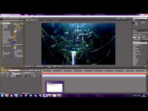 After Effects CS6 Audio Spectrum/Waveform tutorial