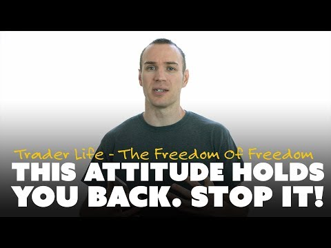 This Attitude Holds You Back. STOP IT!