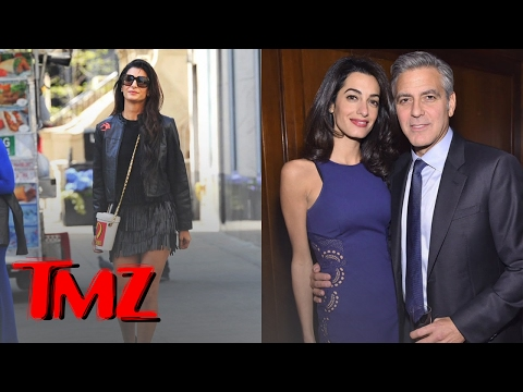 George Clooney Has A Really Hot Sister In-Law! | TMZ