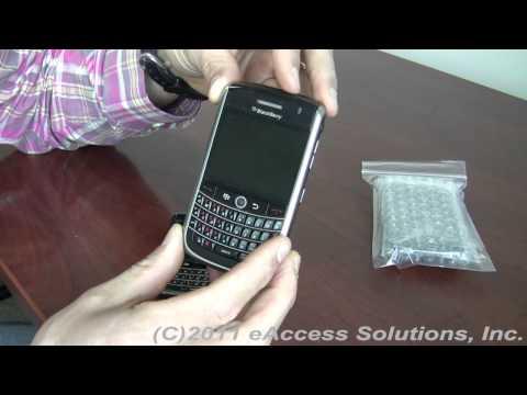 Full Housing for Blackberry Tour 9630