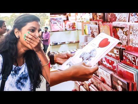 Chennai girls react to love proposal of stranger   DC 172