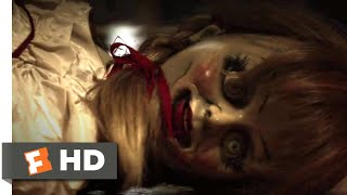 Annabelle (2014) - Trapped by a Demon Scene (6/10) | Movieclips