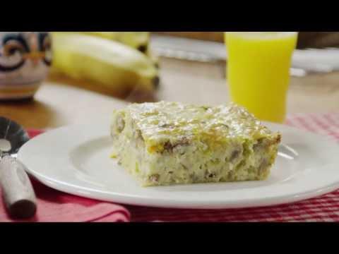 How to Make Sausage Egg Casserole | Brunch Recipes | Allrecipes.com