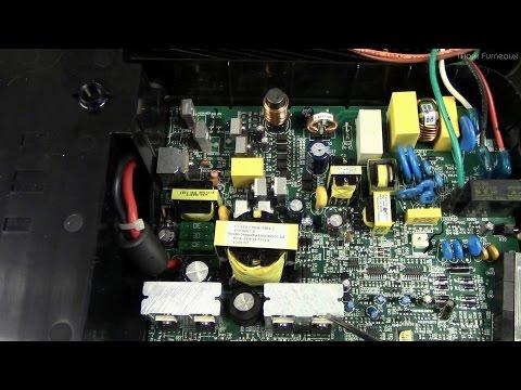 Quick Teardown of the APC Back-UPS ES 750
